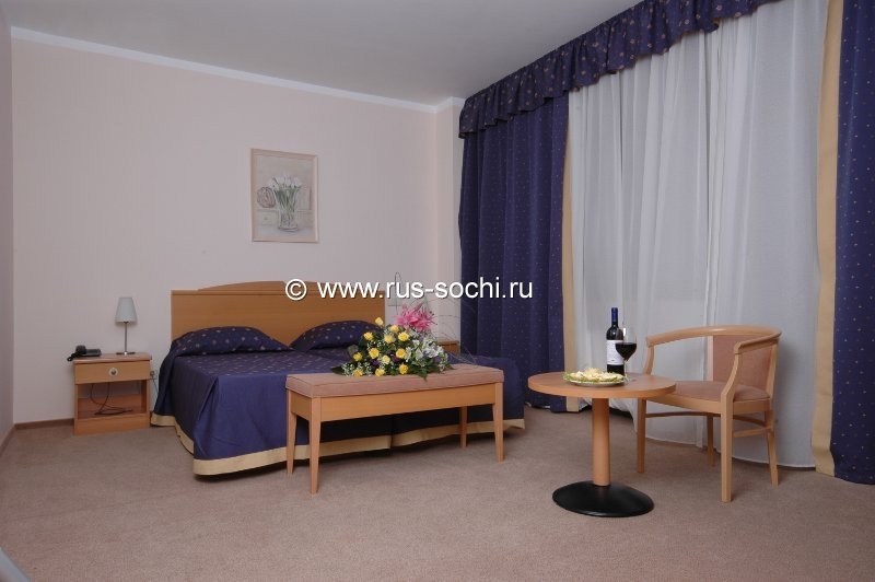 Standart double rooms