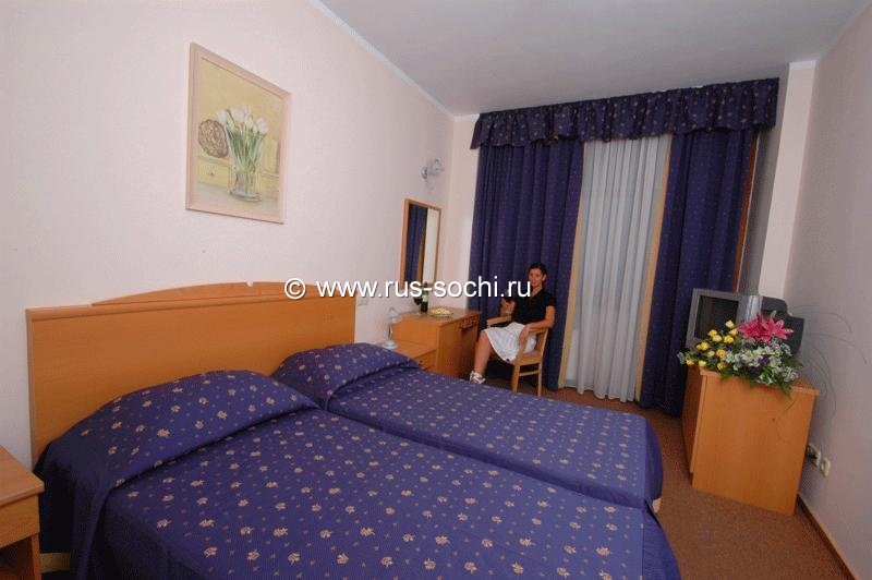 Standart single rooms